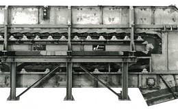Alimentateur à tablier métallique ATMOS